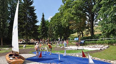 Abenteuer Golfplatz Hochschwarzwald